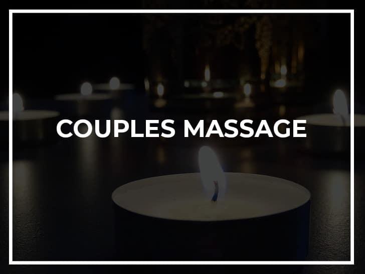 couples massage london