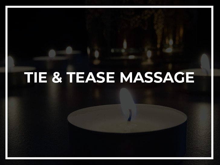 tie and tease massage